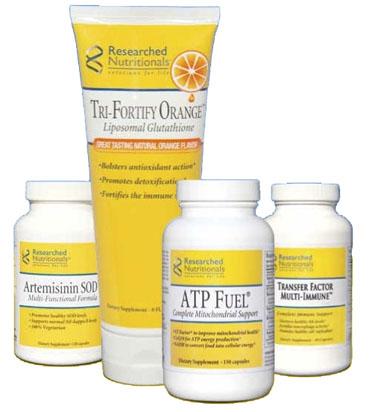NUTRAMEDIX ® Yrtit ja Research Nutritionals